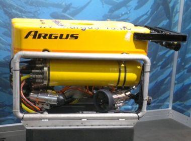Argus - ROV electronics housing