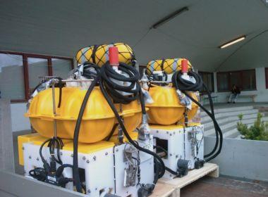 EMGS - Buoyancy for receiver