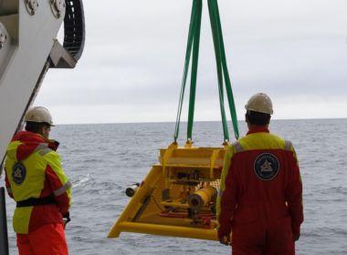 Metas AS – Sensor housing for LoVe Ocean Laboratory