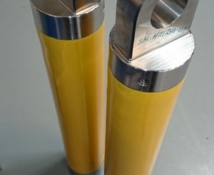 Hydraulic cylinders and accumulators