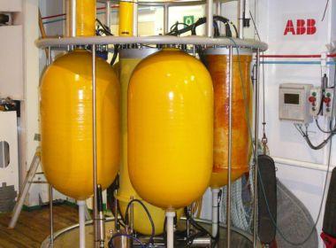 Mini Lander Sydpolen tokt 2008 mini